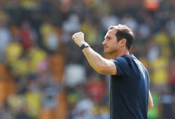 Officiel : Frank Lampard élu manager du mois en Premier League