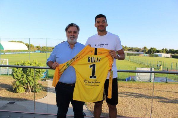 Officiel : Geronimo Rulli nouveau gardien de Montpellier