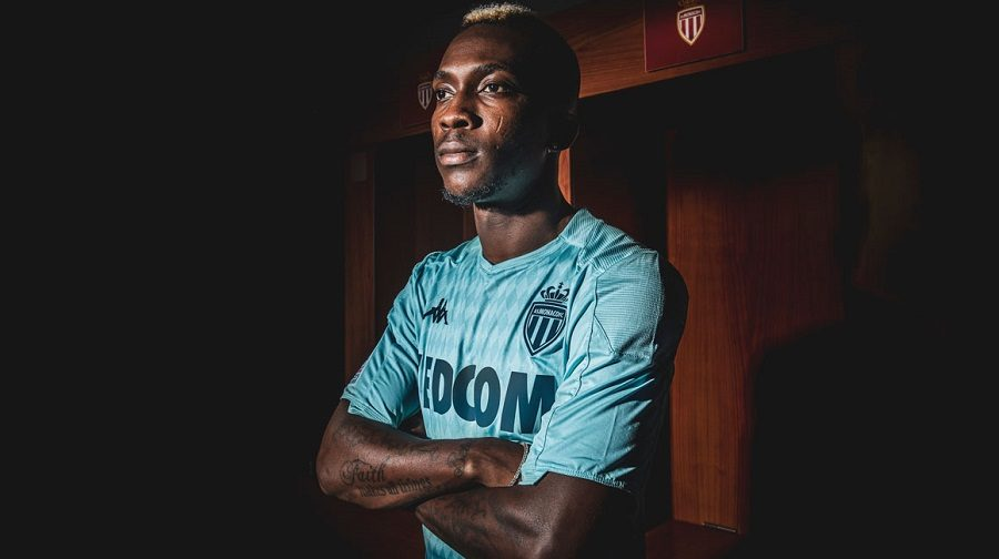 AS Monaco : le maillot third 2019/2020 dévoilé