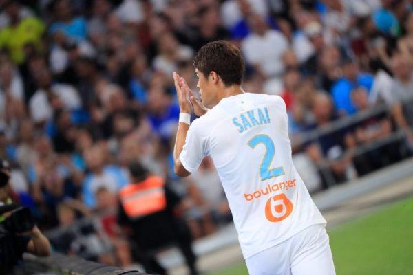 OM : Hiroki Sakai fête sa 100ème en Ligue 1