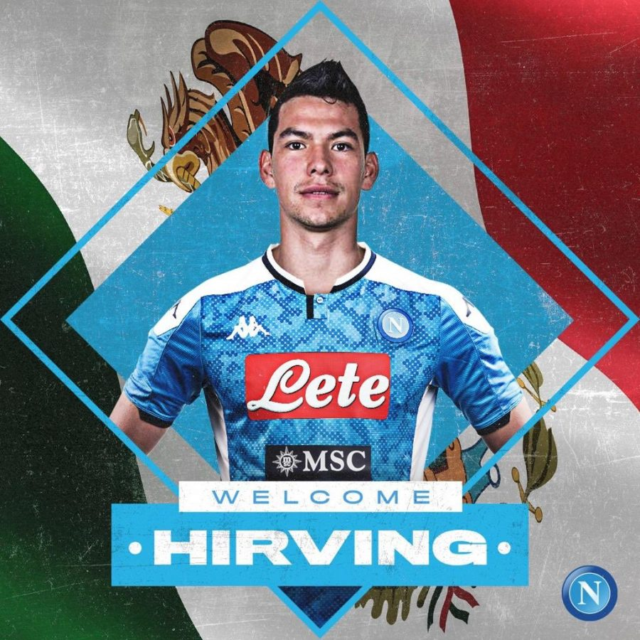 Officiel : Hirving Lozano file à l'italienne