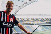 Officiel : Martin Hinteregger définitivement à l'Eintracht Francfort