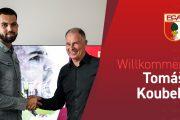 Officiel : Tomas Koubek signe à Augsbourg