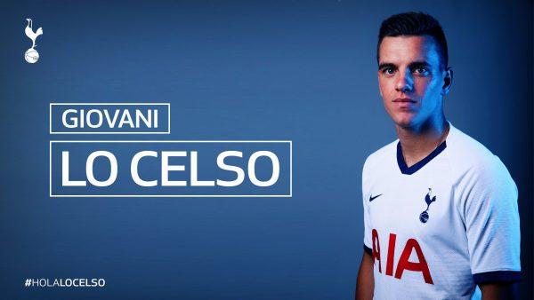 Officiel : Lo Celso s'engage en faveur des Spurs