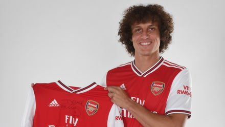 Officiel : David Luiz quitte Chelsea pour Arsenal