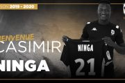 Officiel : Casimir Ninga rejoint Angers