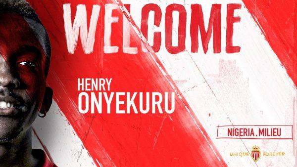 Officiel : Onyekuru s'engage à l'AS Monaco