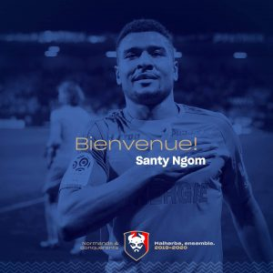 Officiel : Santy Ngom passe de Nantes à Caen