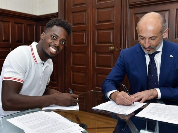 Officiel : une prolongation XXL pour Iñaki Williams