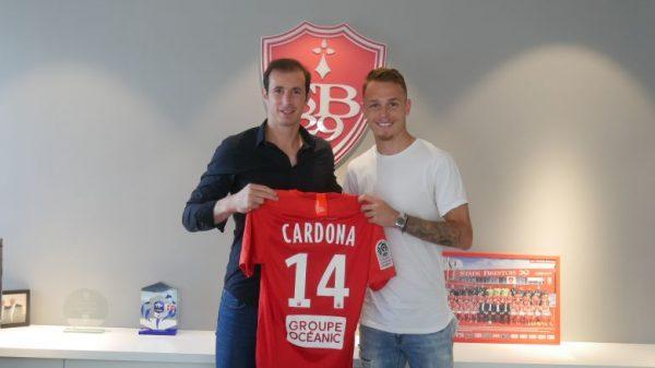 Officiel : Irvin Cardona rejoint le Stade Brestois