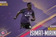Officiel : Nicolas Isimat-Mirin revient en Ligue 1