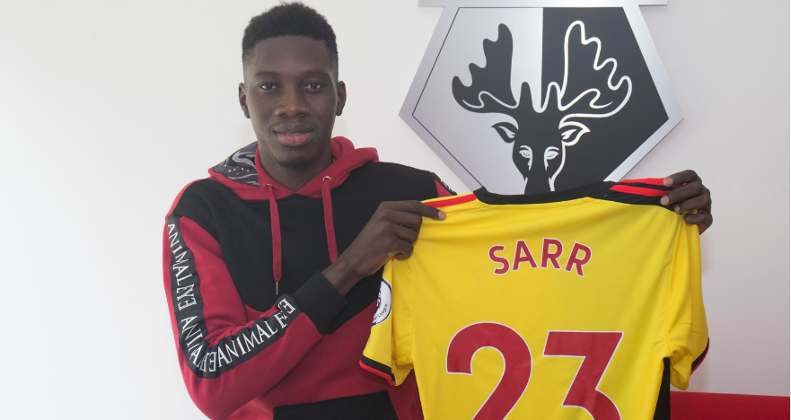 Officiel : Ismaïla Sarr signe à Watford !