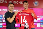 Bayern Munich : Ivan Perisic présenté