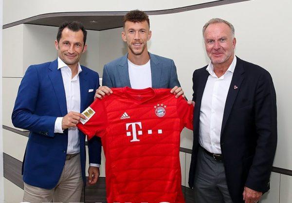 Officiel : Ivan Perisic rejoint le Bayern Munich