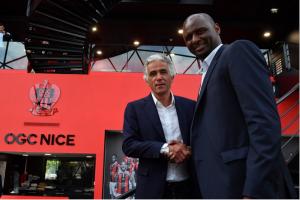 OGC Nice : Patrick Vieira courtisé par David Beckham mais…