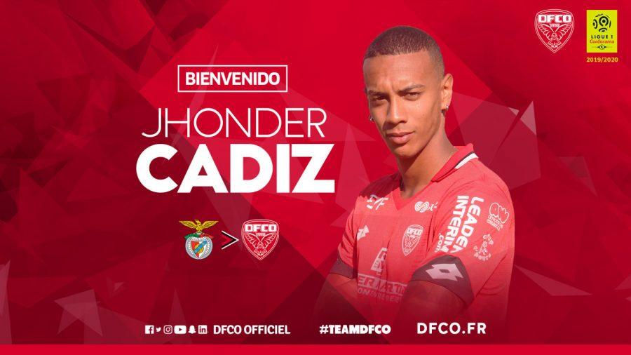 Officiel : deux nouveaux joueurs à Dijon !
