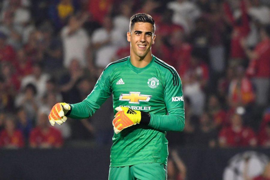 Officiel : Joel Pereira à nouveau prêté par Man United