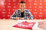 Officiel : Joel Veltman rempile à l'Ajax