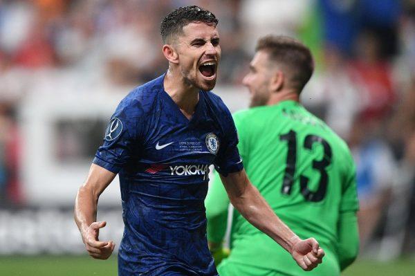 Chelsea : Jorginho n'écarte pas un transfert