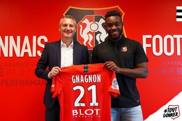 Officiel : Joris Gnagnon revient au Stade Rennais