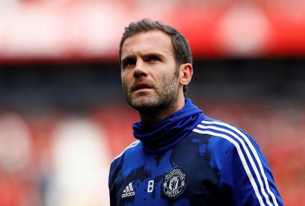 Le Milan AC s'intéresse à Juan Mata