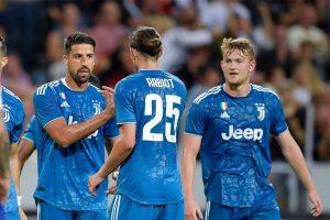 Juventus : deux touches anglaises pour Sami Khedira