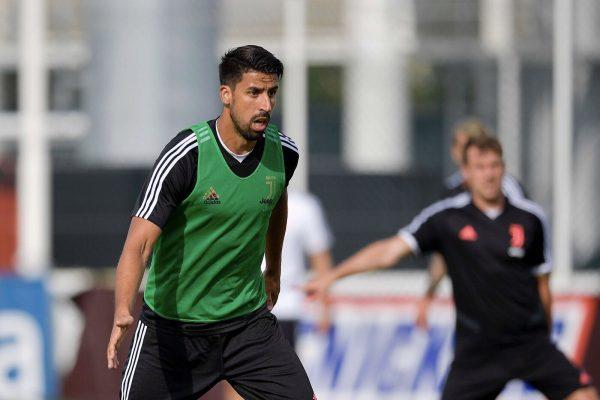 Sami Khedira pourrait rentrer en Allemagne