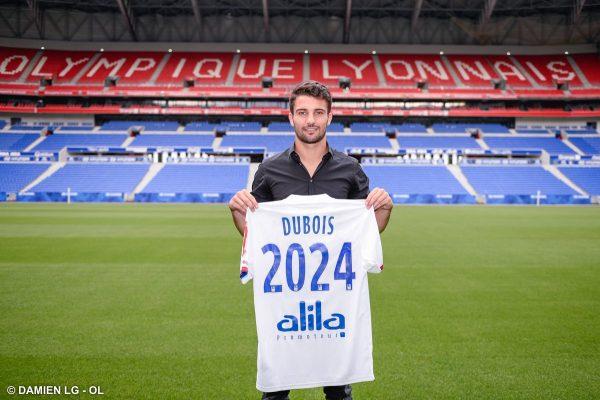 OL : c'est officiel pour Léo Dubois