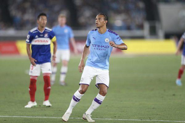 Manchester City : Leroy Sané veut toujours quitter le club