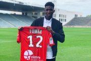 Officiel : Lamine Fomba signe à Nîmes