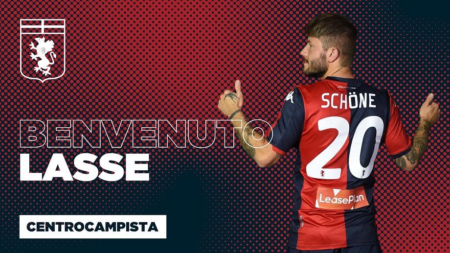 Officiel : Lasse Schöne file au Genoa