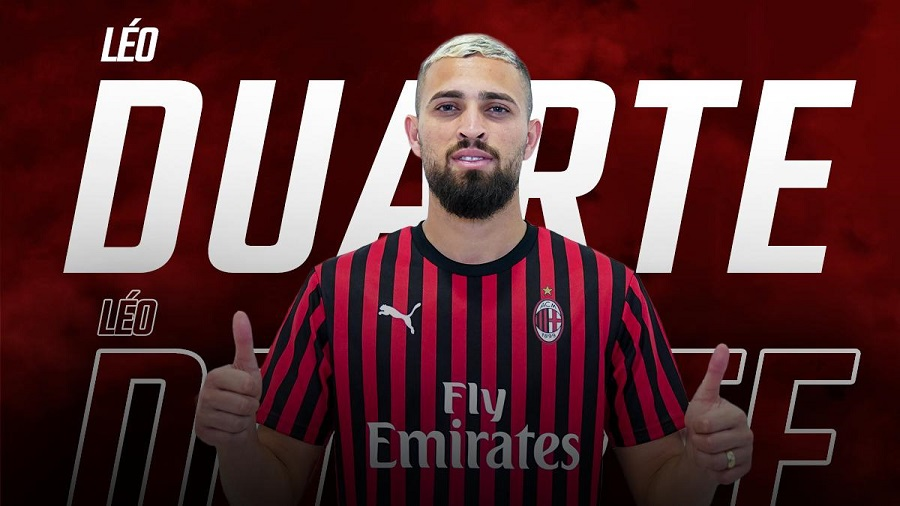 Officiel : Leo Duarte signe au Milan AC
