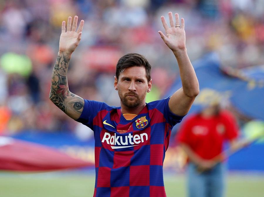FC Barcelone : Lionel Messi prêt pour la saison 2019-2020