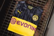 Dortmund : un maillot Tournament kit 2019/2020 dévoilé