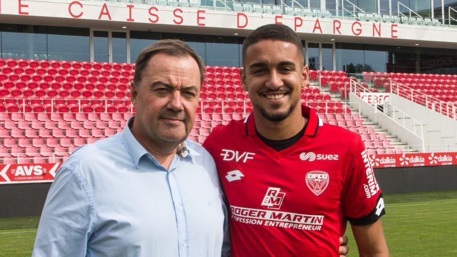 Officiel : Dijon s'offre un Turinois