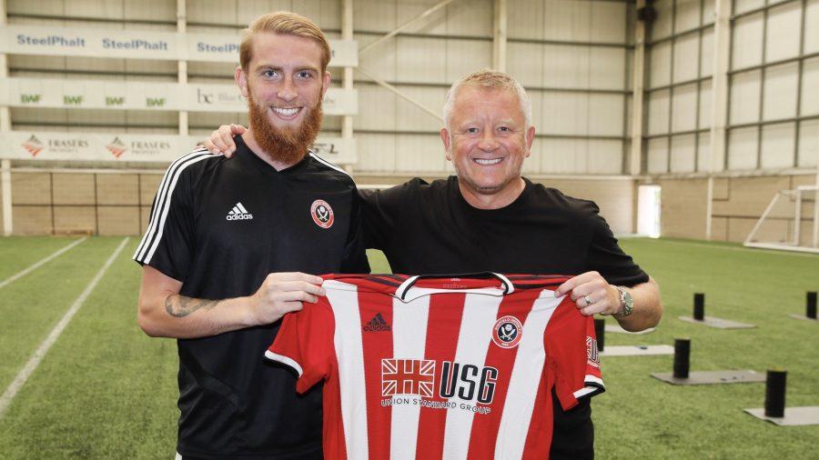Officiel : Olie Mcburnie devient la recrue la plus chère de l'histoire de Sheffield United