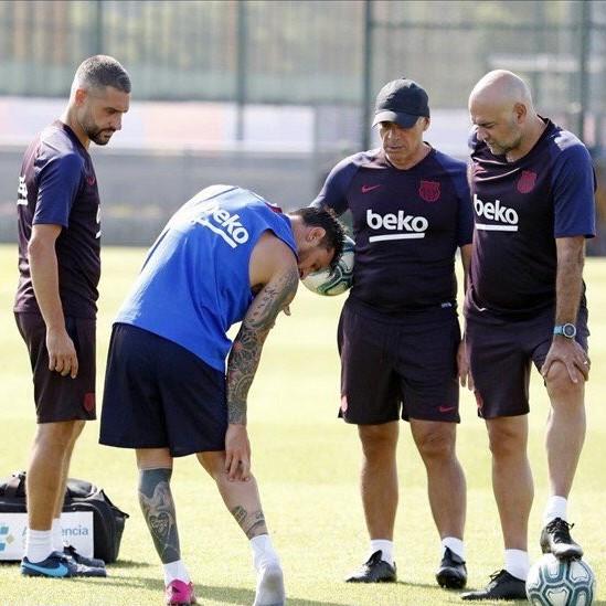 Officiel : Messi va rater le stage aux Etats-Unis du Barça