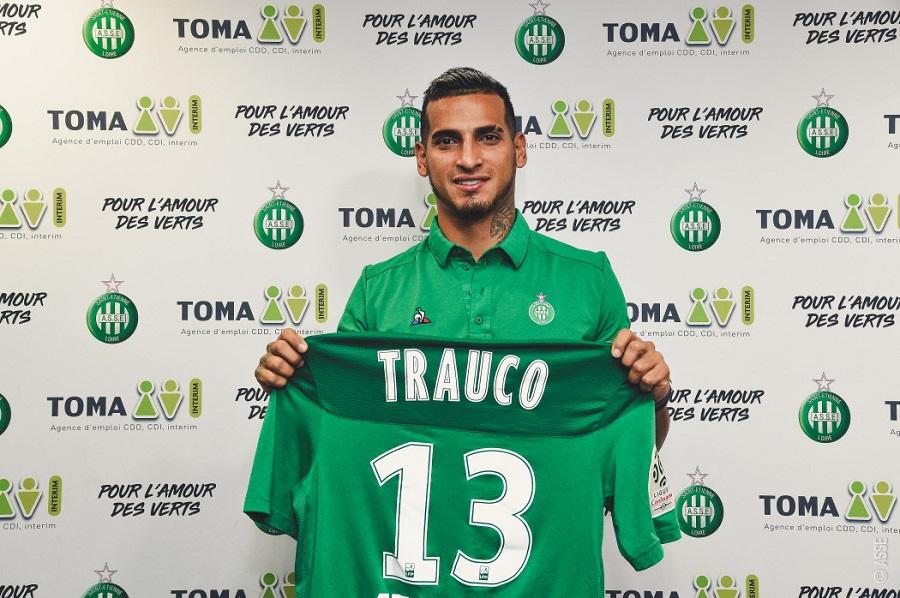 Officiel : Miguel Trauco signe à l'ASSE