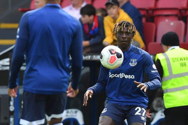 Everton : une nouvelle piste en Serie A pour Moise Kean