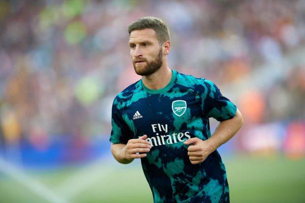 AS Roma : une offre pour un indésirable d'Arsenal ?