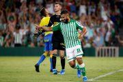 Betis Seville : hommage à Ruben Castro et premier but de Nabil Fekir