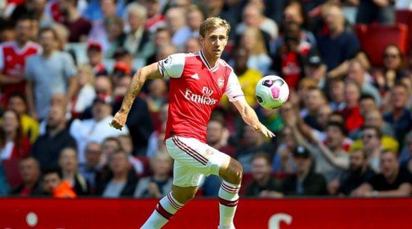 Officiel : Nacho Monreal quitte Arsenal