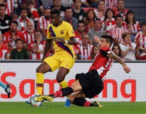 FC Barcelone : Nelson Semedo se dirigerait vers l'Angleterre