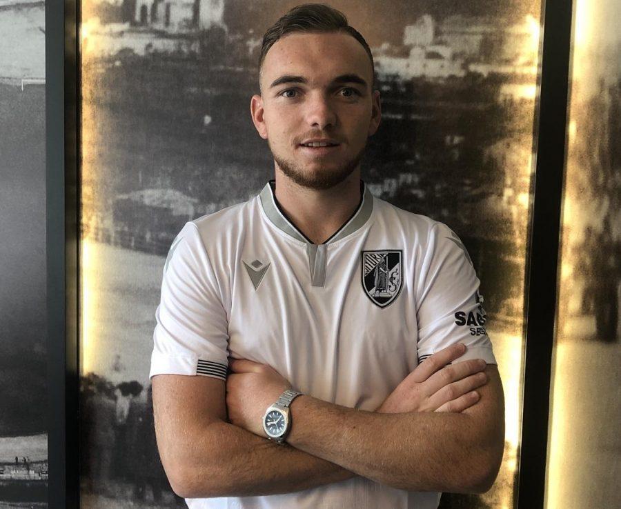 Officiel : Nicolas Janvier s'envole pour le Portugal