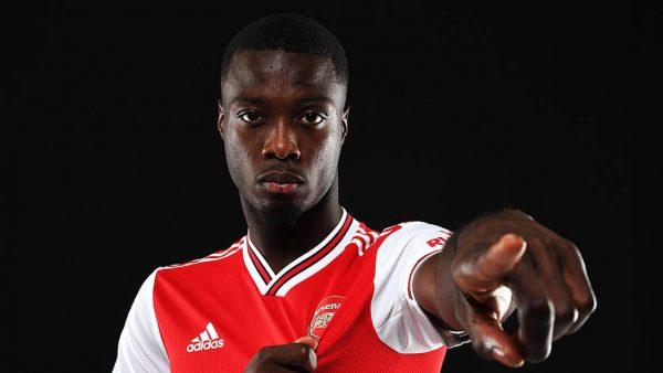 Officiel : Nicolas Pépé est un Gunner !