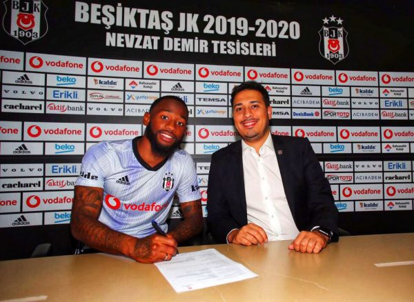 Officiel : N'Koudou rejoint le Besiktas