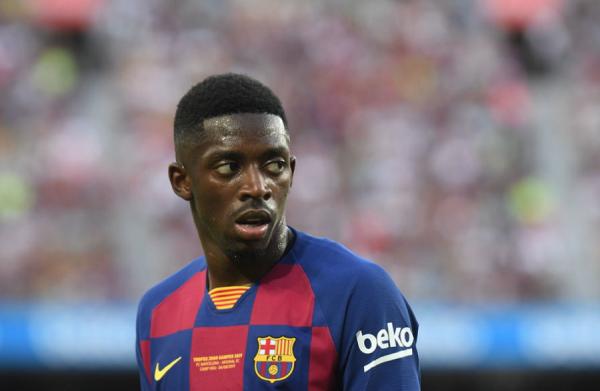 FC Barcelone : Ousmane Dembélé aurait deux prétendants anglais