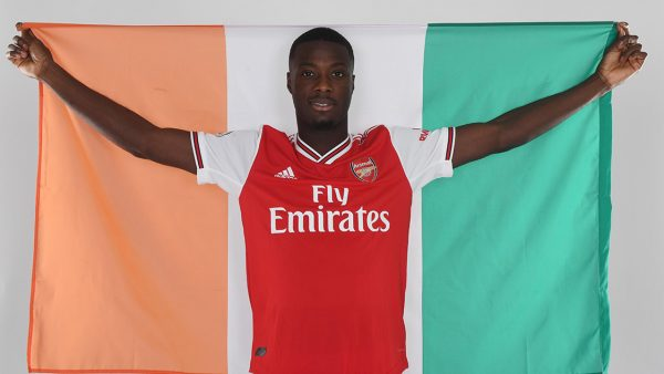 Arsenal : Nicolas Pépé marche déjà dans les pas de Gervinho et Kolo Touré