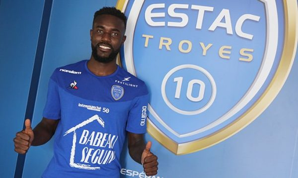 Officiel : Pape Souaré rejoint l'ESTAC