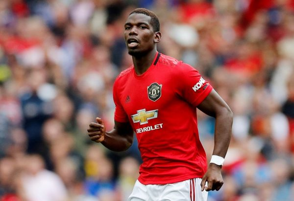 Man Utd : un international anglais pour remplacer Paul Pogba ?